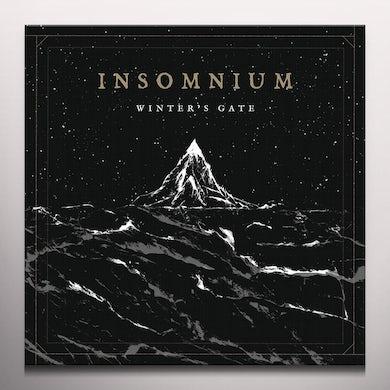 Insomnium WINTER'S GATE     (GER) Vinyl Record - w/CD, Colored Vinyl, Gatefold Sleeve, Red Vinyl