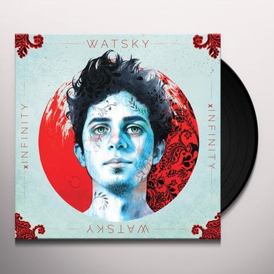 Watsky X INFINITY Vinyl Record - UK Release