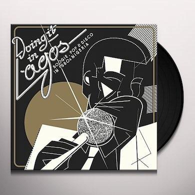 DOING IT IN LAGOS: BOOGIE POP & DISCO 80S NIGERIA Vinyl Record