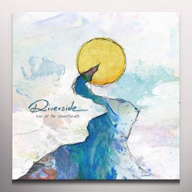 Riverside EYE OF THE SOUNDSCAPE (BLUE VINYL) Vinyl Record - w/CD, Blue Vinyl