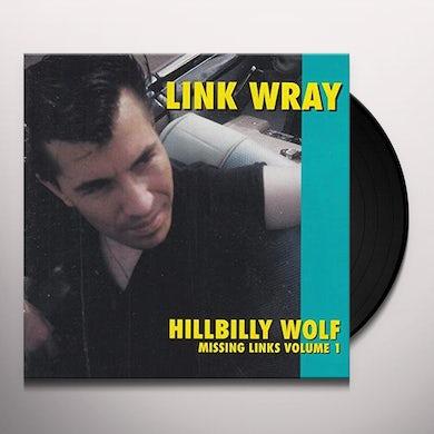 Link Wray HILLBILLY WOLF Vinyl Record