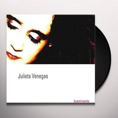 Julieta Venegas BUENINVENTO (GER) Vinyl Record