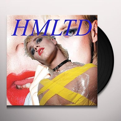 Hmltd STAINED Vinyl Record