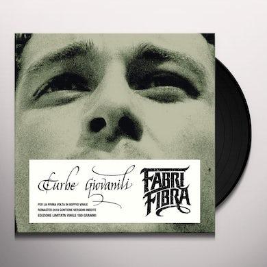 Fabri Fibra TURBE GIOVANILI Vinyl Record