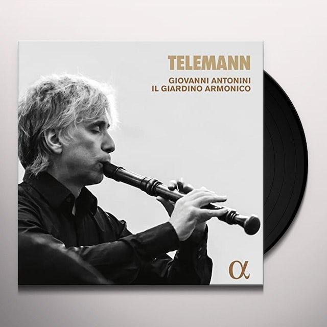 Telemann / Giovanni Antonini