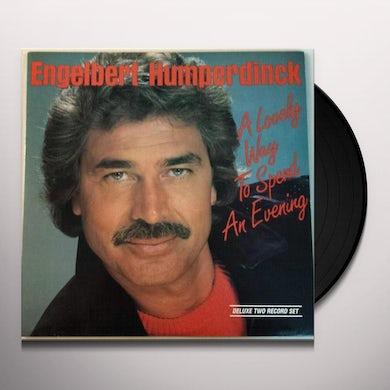Engelbert Humperdinck LOVELY WAY TO SPEND AN EVENING Vinyl Record