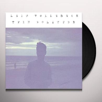 Leif Vollebekk TWIN SOLITUDE Vinyl Record - UK Release