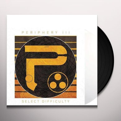 Periphery Select Difficulty -Exclusive Opaque White Vinyl