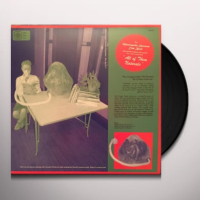 Uranium Club ALL OF THEM NATURALS Vinyl Record - UK Release