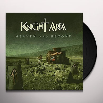 HEAVEN & BEYOND (2LP/LIMITED SILVER & BLACK MIXED COLORED VINYL/180G/DL/GATEFOLD/NUMBERED) Vinyl Record