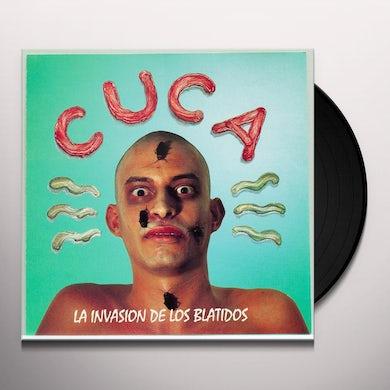 Cuca LA INVASION DE LOS BLATIDOS Vinyl Record