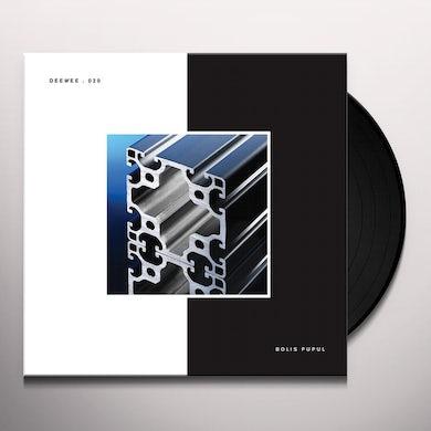 Bolis Pupul WEI? / TEKNOW Vinyl Record