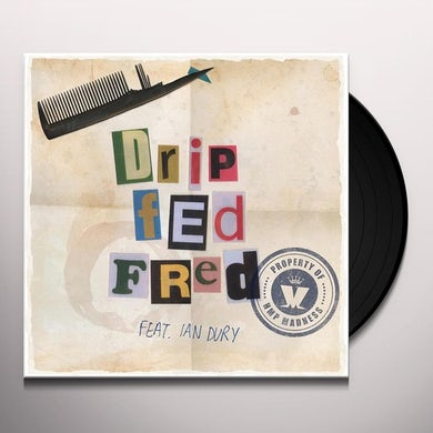 Madness DRIP FED FRED / JOHNNY THE HORSE Vinyl Record