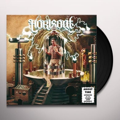 Horisont ABOUT TIME (CLEAR VINYL) Vinyl Record