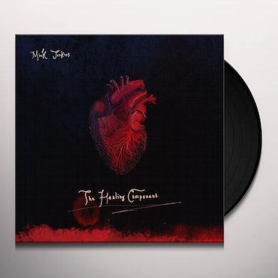 Mick Jenkins HEALING COMPONENT (RED VINYL) Vinyl Record