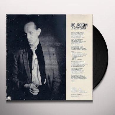 Joe Jackson SLOW SONG Vinyl Record