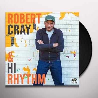 Robert Cray & Hi Rhythm Vinyl Record