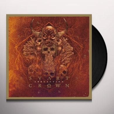 Svart Crown ABREACTION (ORANGE) Vinyl Record