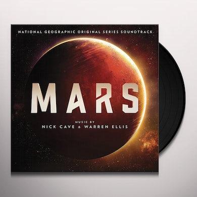 Nick Cave / Warren Ellis MARS (ORIGINAL SERIES SOUNDTRACK) Vinyl Record