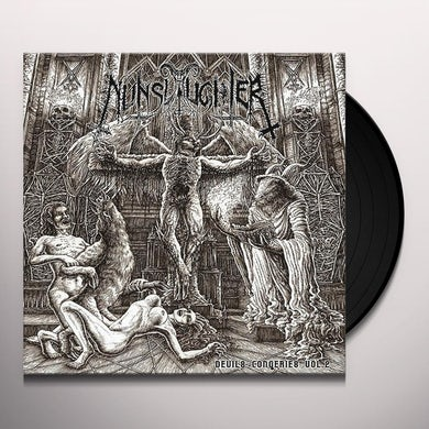 Nunslaughter DEVIL'S CONGERIES VOLUME 2 Vinyl Record