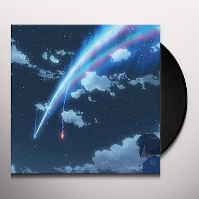 RADWIMPS YOUR NAME OST Vinyl Record