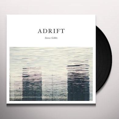 Steve Gibbs ADRIFT Vinyl Record