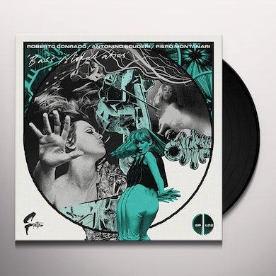 Scuderi Conrado & Montanari BASS MODULATIONS Vinyl Record