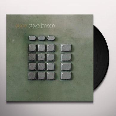 Steve Jansen SLOPE Vinyl Record