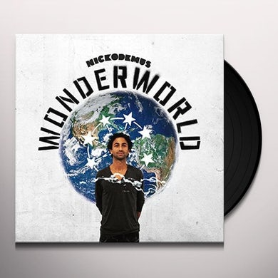 Nickodemus WONDERWORLD Vinyl Record
