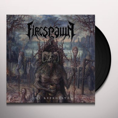 FIRESPAWN REPROBATE (SILVER VINYL) Vinyl Record