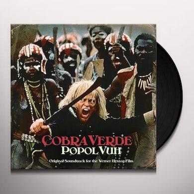 Popol Vuh COBRA VERDE / O.S.T. Vinyl Record