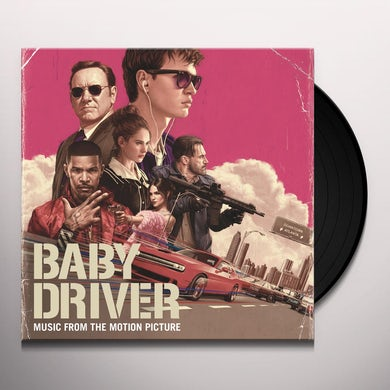 Baby Driver Soundtrack - Music from the Motion Picture (Vinyl)