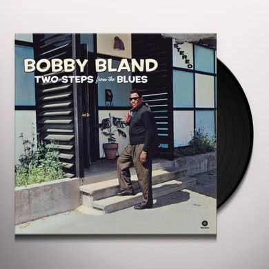 Bobby Bland TWO STEPS FROM THE BLUES Vinyl Record