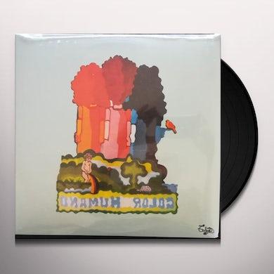 COLOR HUMANO III Vinyl Record