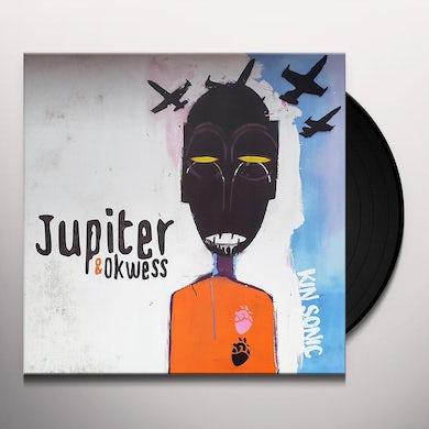 Jupiter & Okwess KIN SONIC Vinyl Record