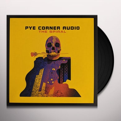 Pye Corner Audio SPIRAL Vinyl Record