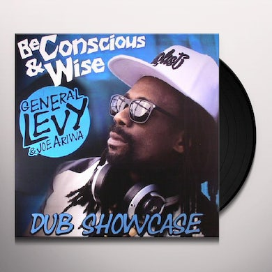 General Levy / Joe Ariwa BE CONCIOUS & WISE Vinyl Record