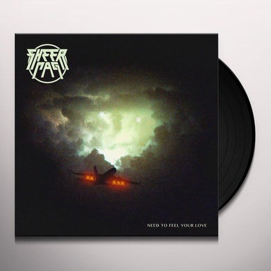 SHEER MAG NEED TO FEEL YOUR LOVE Vinyl Record