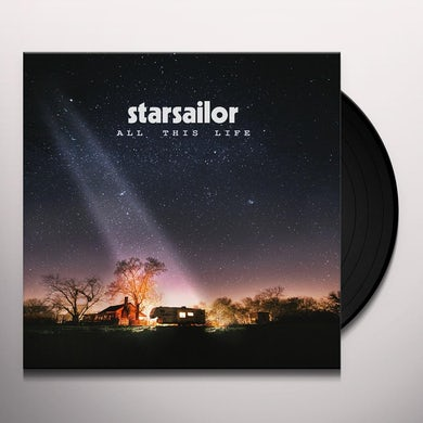 Starsailor ALL THIS LIFE Vinyl Record