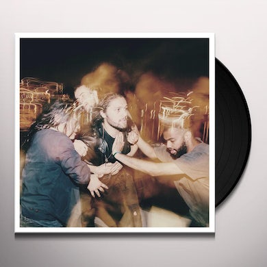 GANG OF YOUTHS POSITIONS (GOLD VINYL) Vinyl Record