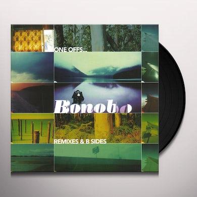 Bonobo ONE OFFS REMIXES & B-SIDES Vinyl Record