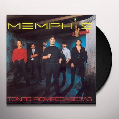 Memphis la blusera TONTO ROMPEXABEZAS Vinyl Record