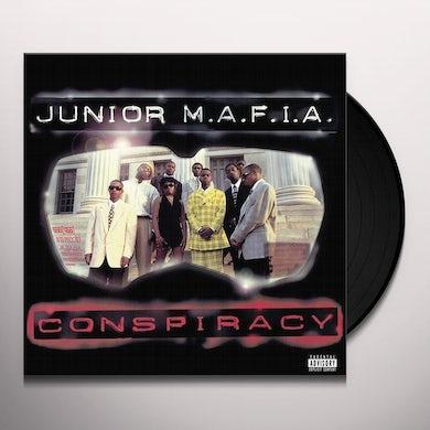 Junior Mafia CONSPIRACY Vinyl Record