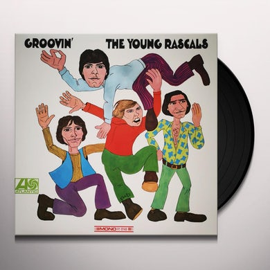 GROOVIN (50TH ANNIVERSARY EDITION) Vinyl Record
