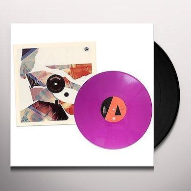Com Truise CYANIDE SISTERS (PURPLE VINYL) Vinyl Record