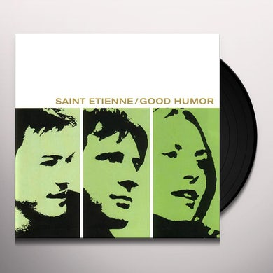 Saint Etienne GOOD HUMOR Vinyl Record