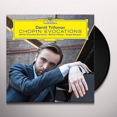 Daniil Trifonov CHOPIN EVOCATIONS Vinyl Record