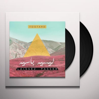 LAISSEZ PASSER Vinyl Record