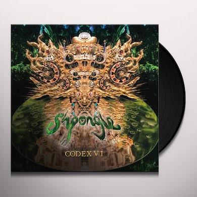 Shpongle CODEX 6 Vinyl Record