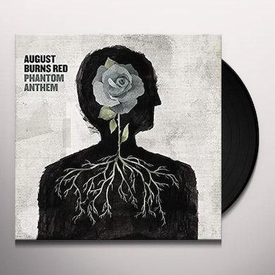 August Burns Red PHANTOM ANTHEM (TRANSPARENT BLUE & GOLD VINYL) Vinyl Record
